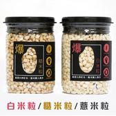 好米芽 無調味爆白米粒 / 糙米粒 / 薏米粒  最強育兒副食品 米餅 米香