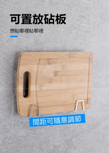 【菜瓜布收納架】廚房水槽304不銹鋼收納瀝水架 流理台SUS304不鏽鋼掛架 海綿架