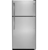 *~新家電錧~*【奇異 GTS21FSSS】 620L定頻雙門冰箱 【實體店面】