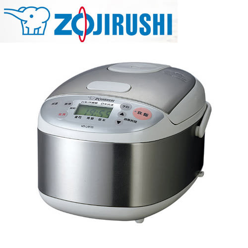 ZOJIRUSHI 象印 3人份微電腦電子鍋 NS-LAF05 **免運費**