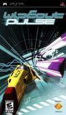 PSP Wipeout Pulse 磁浮飛車 Pulse(美版代購)