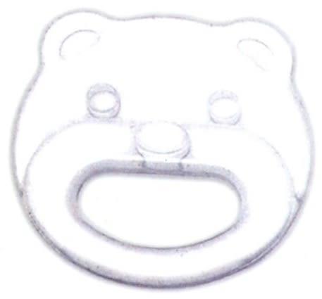 固齒器(熊型) D-5336