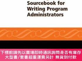 二手書博民逛書店Longman罕見Sourcebook For Writing Program AdministratorsY