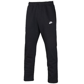 NIKE服飾系列-NSW CLUB PANT OH BB 男款黑色長褲-NO.BV2708010