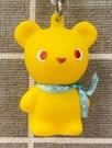 【震撼精品百貨】Daisy & Coro 熊與兔~日本三麗鷗熊與兔鎖圈-黃#69116