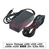 lenovo Thinkpad x200 x220 x201 x200s x220i 變壓器 20v 3.25a 65W