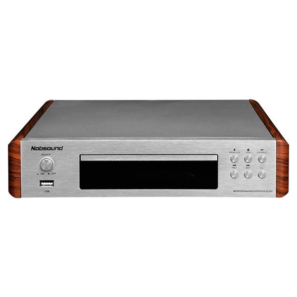 諾普聲DV525 DVD影碟機 迷你EVD VCD CD家用播放器光盤讀碟機