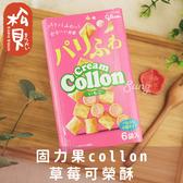 《松貝》固力果草莓可榮酥81g【4901005530911】bb32