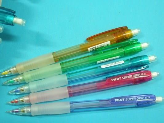 百樂自動鉛筆 H-185N 百樂五彩自動鉛筆 0.5mm(粉彩桿)/一盒12支入{定35}