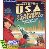 [美國直購 ShopUSA] Where in the USA is Carmen Sandiego (JC)  $780