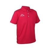 KAPPA 男短袖POLO衫(台灣製 運動 休閒 上衣 高爾夫 網球 羽球 免運 ≡排汗專家≡