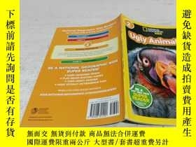 二手書博民逛書店Ugly罕見Animals(醜陋的動物)Y200392