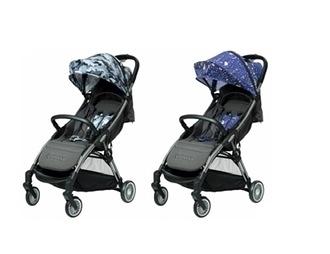 (限定版)美國Capucci卡普奇嬰兒推車 可登機摺疊推車-【六甲媽咪】