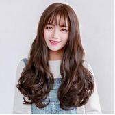 韓版女大波浪空氣劉假頭髮套Eb12885『夢幻家居』