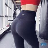 新年85折購 壓力褲夏季健身七分褲女高腰提臀速幹高彈力緊身運動跑步瑜伽褲薄款透氣