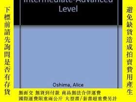 二手書博民逛書店Writing罕見Academic English answer KeyY256260 Alice Oshim