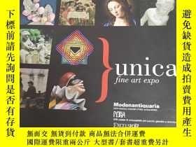 二手書博民逛書店Unica罕見fine art expo西藏古董藝術品收藏展覽圖冊Y357851 如圖 如圖 出版2010