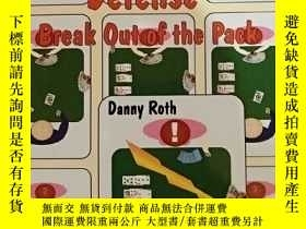 二手書博民逛書店Defense罕見break out of the packY386466 Danny roth Hnb pu