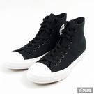 CONVERSE 男女 Chuck Taylor All STAR Signature Lunarlon 帆布鞋 黑 -150143C