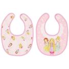 日本 迪士尼 Disney 公主口水巾/圍兜(2件組)