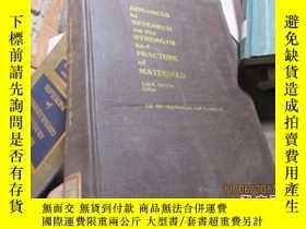 二手書博民逛書店advances罕見in research on the str