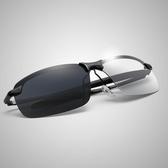 太陽鏡男士偏光眼鏡眼睛墨鏡個性潮人2020司機駕駛開車釣魚鏡 潮流衣舍