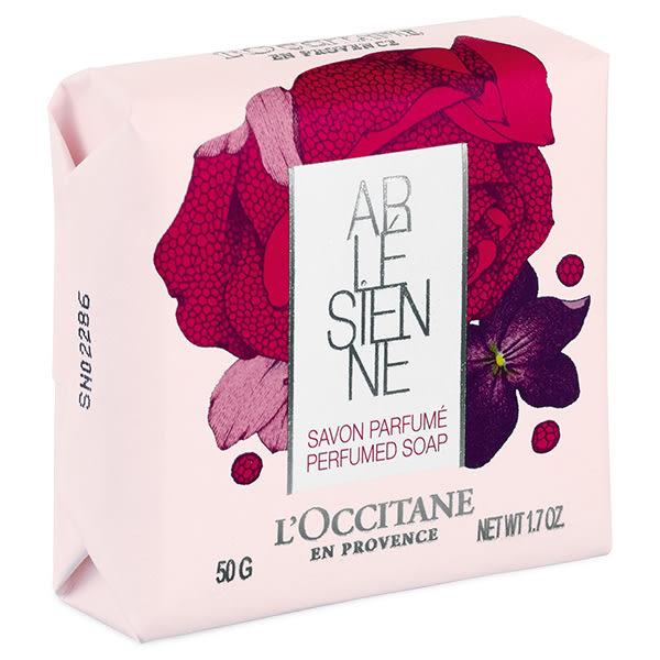 L'OCCITANE 歐舒丹 亞爾緞帶香氛皂50g*2