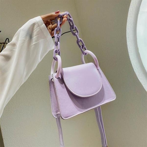 特賣 高級感洋氣小包包女新款潮韓版時尚百搭單肩包復古斜挎小方包