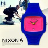 NIXON A139-622 THE RUBBER PLAYER 獨家配色 現貨 手錶 熱賣中!
