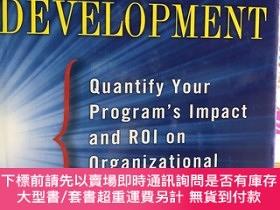 二手書博民逛書店Measuring罕見Leadership DevelopmentY169471 Phillips Ray N