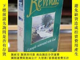 二手書博民逛書店revival:a罕見people saturated with