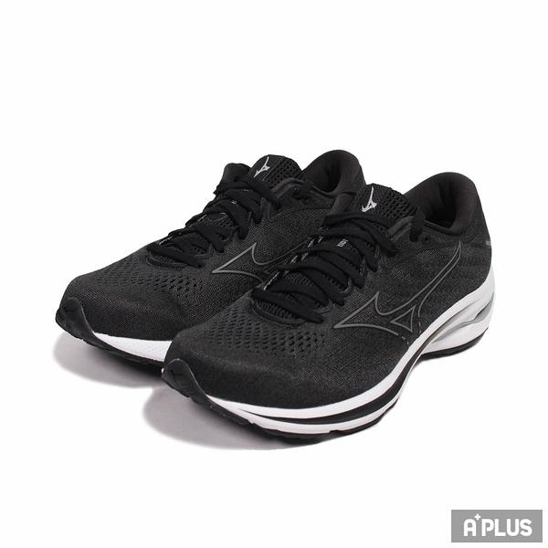 MIZUNO 男 慢跑鞋 WAVE RIDER 25 SW 4E寬楦-J1GC210434