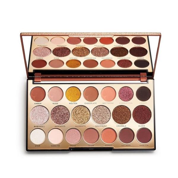 Makeup Revolution Precious Stone Shadow Palette 20色眼影盤