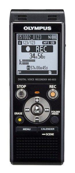 【WowLook】原廠整新機 Olympus WS-853 內建8G 錄音筆 ws-852 821 831
