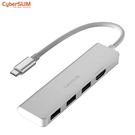 USB3.0 3孔 HDMI 支援4K
