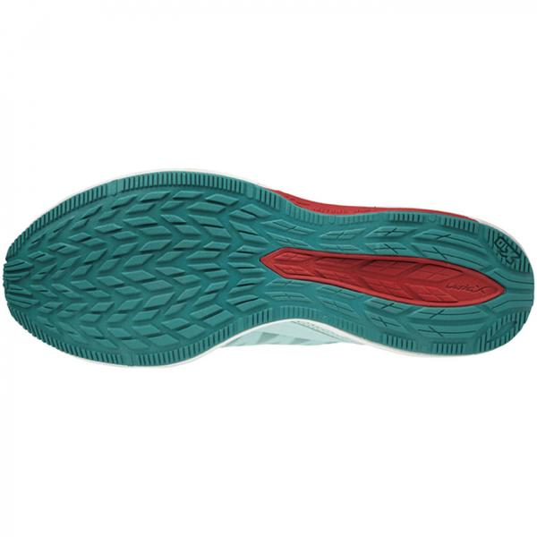 MIZUNO WAVE SONIC 2 [U1GD193435] 男鞋 運動 慢跑 馬拉松 休閒 輕量 避震 耐磨 湖水