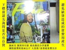二手書博民逛書店FINE罕見2016 2 日文. Y180897