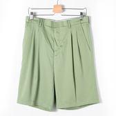 John Duke 時尚百搭休閒短褲- 綠