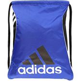 Adidas- Burst 前後雙用背袋包(大學藍色)