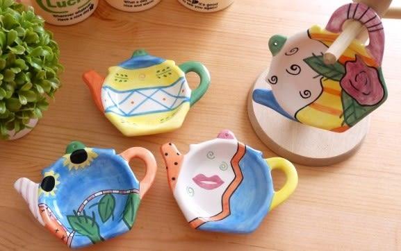 [協貿國際]  陶瓷藝術茶壺