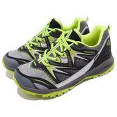 Merrell 戶外鞋 Capra Bolt Low Lace Waterproof 運動鞋 越野 快乾 慢跑 灰 綠 童鞋 中童鞋【PUMP306】 MC56479