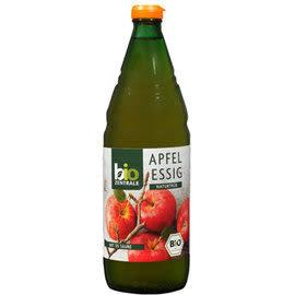 智慧有機體 德國有機蘋果醋 (生醋)未過濾 (750ml)  12瓶 德國原裝