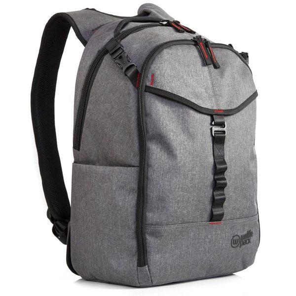 【EC數位】Wolffepack 迴旋後背包 相機旅行 Capture 相機包 雙肩 後背包