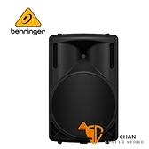 Behringer B215D 15吋 主動式 外場/監聽喇叭 550W (單一顆)