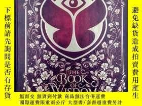 二手書博民逛書店the罕見book of wisdom geschreven d