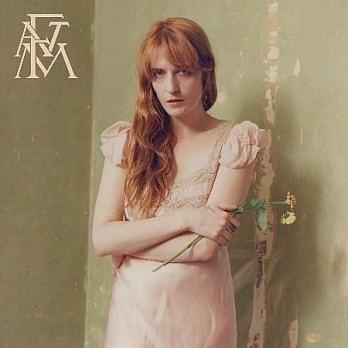 芙蘿倫絲機進份子 至高盼望 CD Florence + the Machine High As Hope 免運 (購潮8)