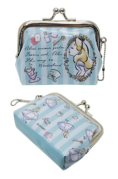 迪士尼 可愛造型零錢包 米奇 米妮 維尼 愛麗絲 奇奇蒂蒂 綠仙子 該該貝比日本精品 ☆