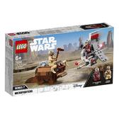 樂高積木 LEGO 2019《 LT75265》STAR WARS 星際大戰系列 - Skyhopper vs Bantha Microfighters╭★ JOYBUS玩具百貨