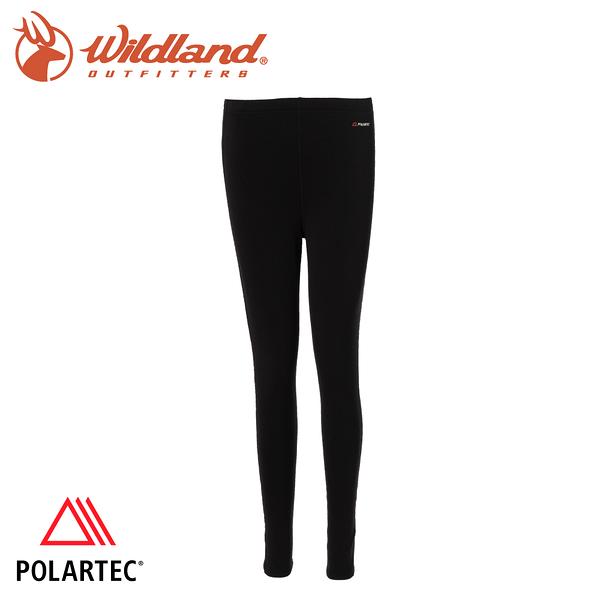 【Wildland 荒野 中性 POLARTECPSP彈性功能褲《黑》】P2688/機能褲/運動褲/休閒褲/內搭褲