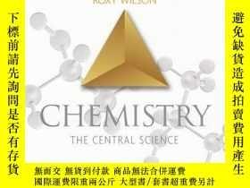 二手書博民逛書店Solutions罕見To Exercises To Accompany Chemistry The Centra
